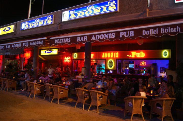 Bar Adonis ( C.C Yumbo, Playa del Ingles ) | Places I have ...