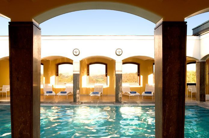 Hidden gem swimming pools at luxury London hotels | Stylist Magazine