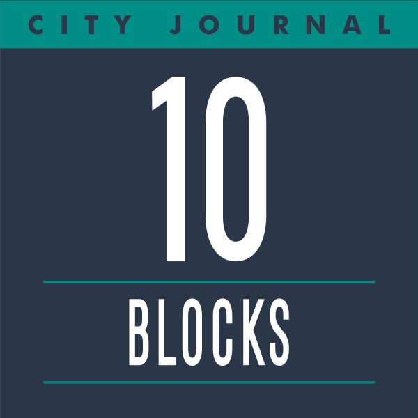 """In this episode of the 10 Blocks podcast, City Journal editor Brian Anderson and Nicole Gelinas discuss the recent comeback of New York's northernmost borough. Read """"The Bronx is Up."""""""