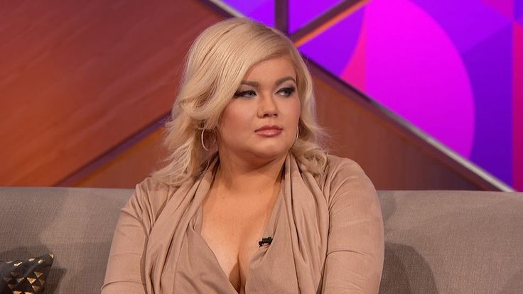 'Teen Mom OG' Amber Portwood Lashes Out at MTV For Editing The Reunion Show Fight