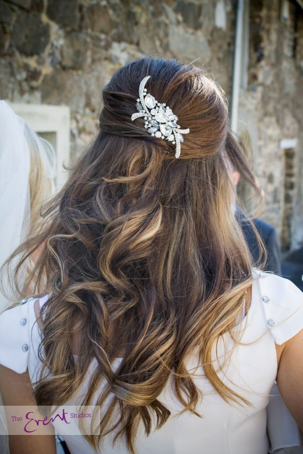 wedding hair half up backDarling Brides Of May   Part 1   Wedding Hair and Make up   The y1TR3THq