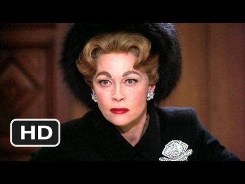 """This ain't my first time at the rodeo, boys."" -- My favorite scene from Mommie Dearest."