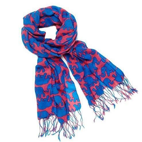 Lilly Pulitzer Murfee Scarf - Tusk In Sun.  I WANT THIS SO BAD