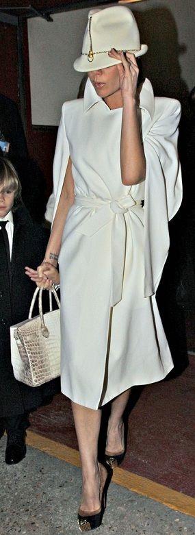 Victoria Beckham...Fabulous!!!