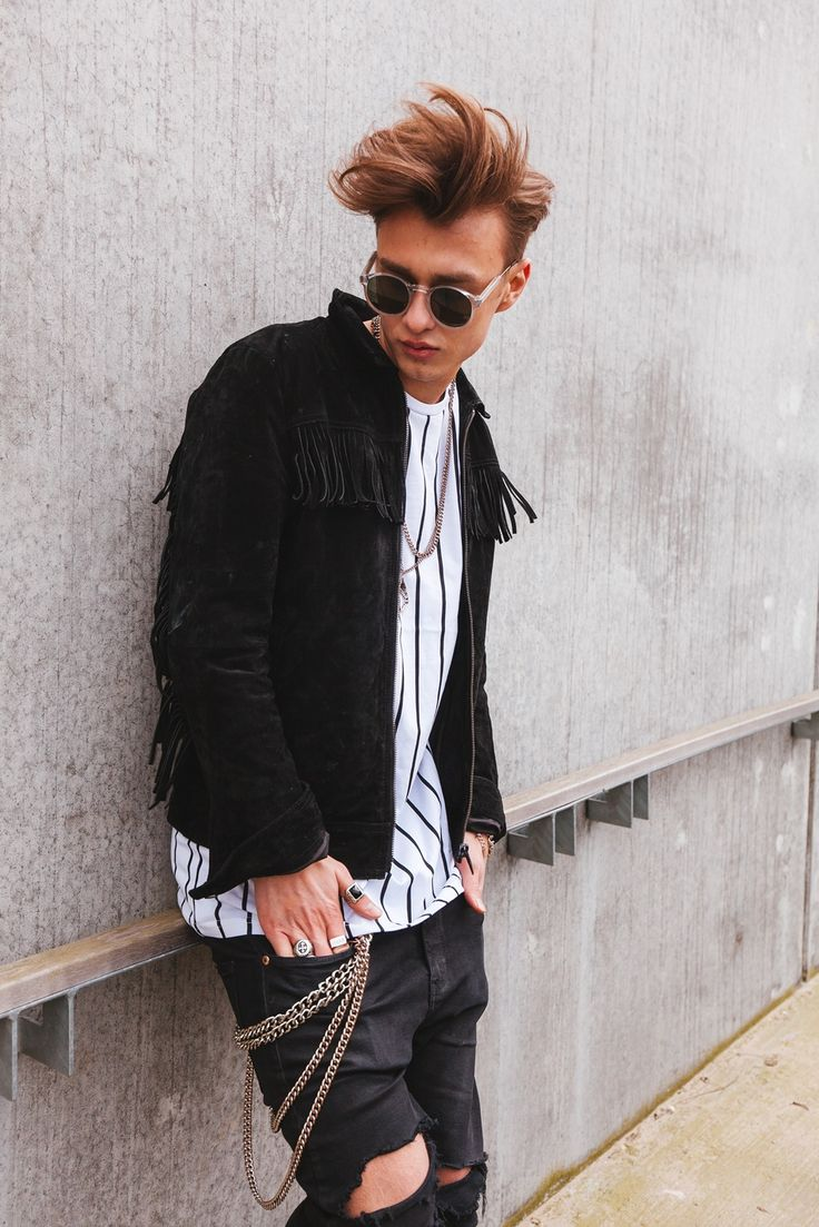 "What's wrong? ""Nothing""  #SimonStroem #Fashion #Denmark"