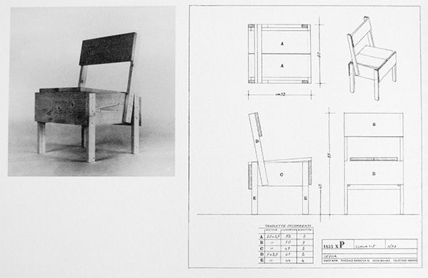 Chair / draft