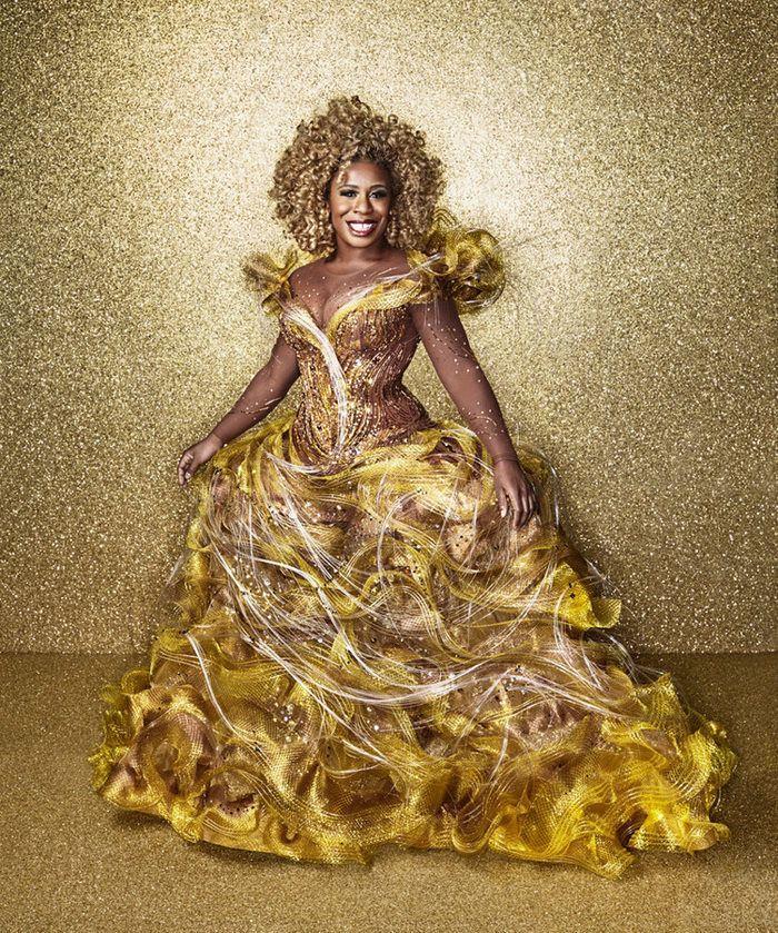 Uzo Aduba as Glinda THE WIZ LIVE! -- Season: 2015 -- Pictured: -- (Photo by: Paul Gilmore/NBC)