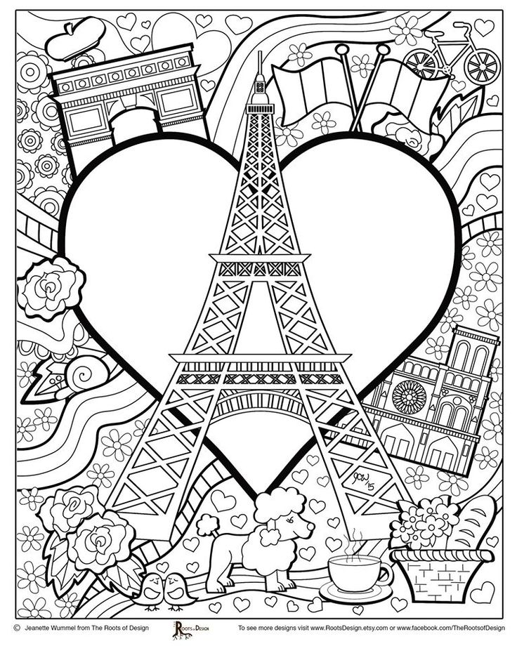 159 best Coloring images on Pinterest | Adult coloring ...