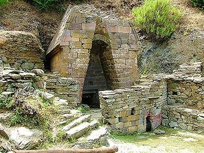 La fonte sacra di Su Tempiesu - Orune (NU)