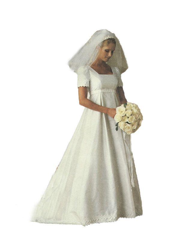 Fancy Empire Waist Wedding Dress Patterns Frieze - Dress Ideas For ...