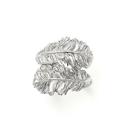 THOMAS SABO feather ring