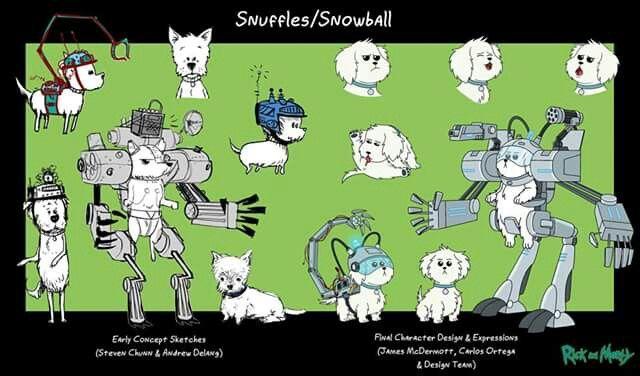 Rick Amp Morty Animation Concept Art Pinterest