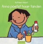 Anna poetst haar tanden (Kathleen Amant) | Mevrouw Kinderboek. Met tips van een peuterspeelzaalleidster.