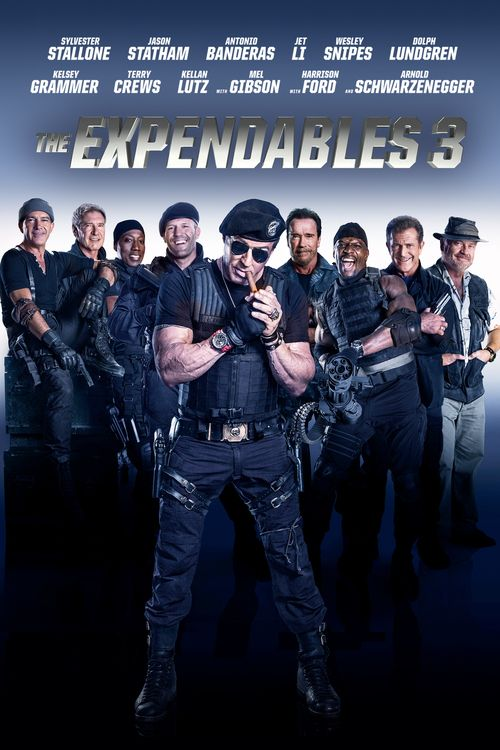 Watch The Expendables 3 (2014) Full Movie Online Free