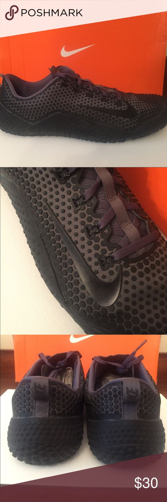 Nike Free Trainer 1.0 shoes. Sz 13. Gray/Blk Nike Free Trainer 1.0. Black/Gray. Size 13.  Retail for $125! Nike Shoes Sneakers