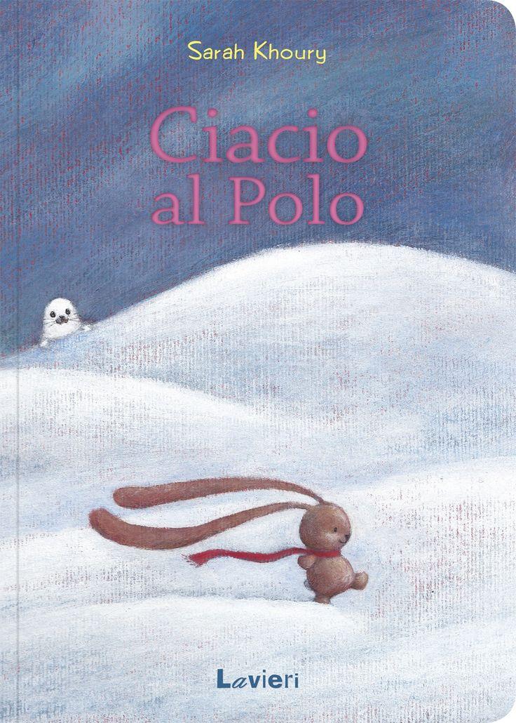 Ciacio al Polo, picture book cover