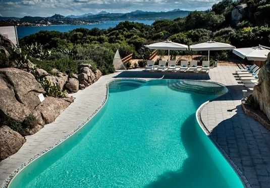 Stay in a stylish five-star eco-retreat in Sardinia, with spa access and a welcome drink