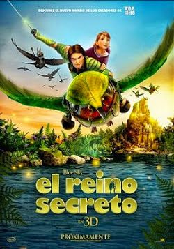 Epic El reino secreto online latino 2013 VK