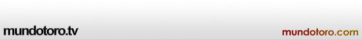 Mundotoro.tv es la plataforma de vídeos taurina de referencia en el mundo de los toros.    Cuenta con más de 800 piezas al año distribuidas en diferentes canales: actualidad, faenas, reportajes, entrevistas, campo, América, Novilleros, Rejones, Festejos Populares y vídeos históricos que no puedes perderte. - Mundotoro.com