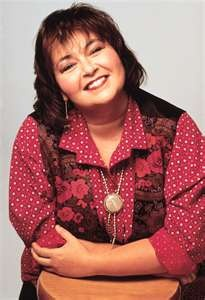 Roseanne Barr (November 3, 1952) American actress, writer, producer and director.