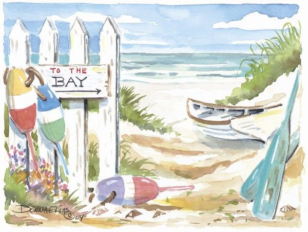 Best 20 coastal art ideas on pinterest coastal decor for Beach mural painting