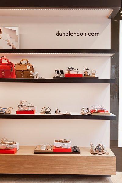 Shoe store Dune strides into New York - Retail Design World