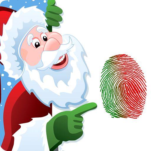 Santa knows that I've been good! He's taken my fingerprints to make sure. Cherokee Billie Spiritual Advisor