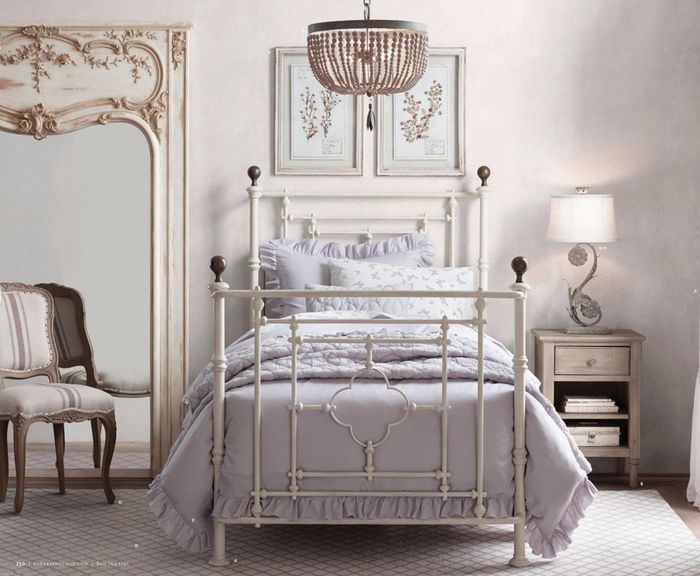 Las 25 mejores ideas sobre dormitorios rom nticos en - Camas estilo romantico ...