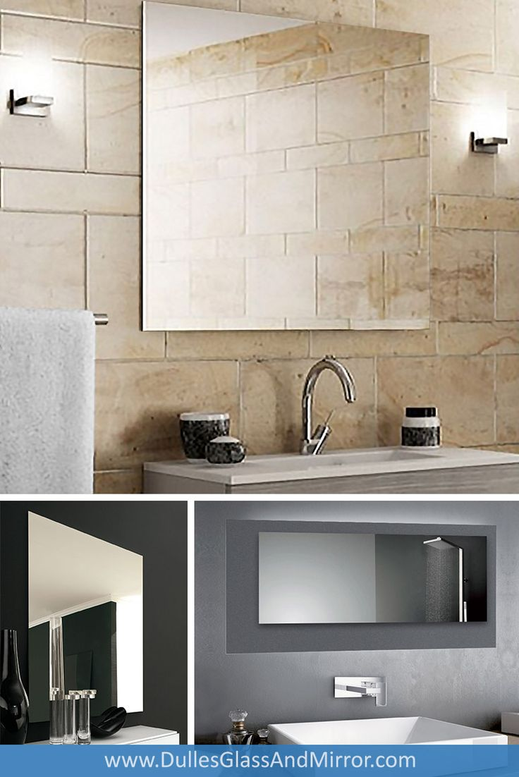 Maestro bath slide front page - Modern Frameless Square Or Rectangle Mirrors Can Accentuate A Room Or Bathroom All Mirrors Have