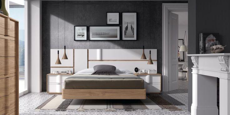 Dormitorios de matrimonio modernos | Muebles Lara