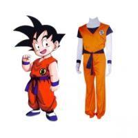 Cómo hacer un disfraz de Son Goku