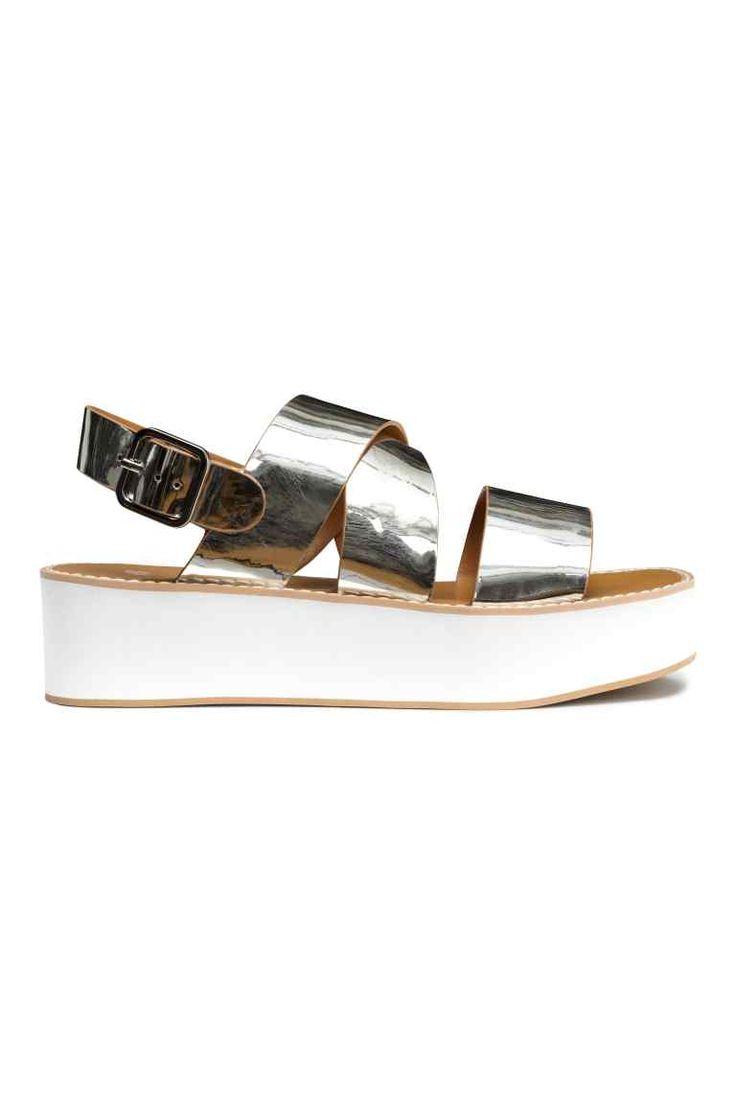 Sandale cu platformă | H&M