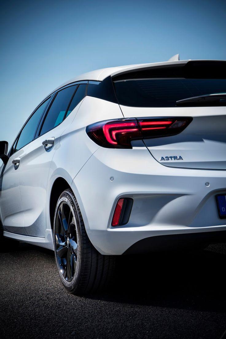 Το Opel Astra με σπορ εμφάνιση από το κορυφαίο OPC   Topspeed