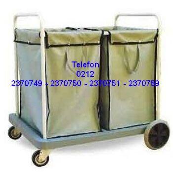 Endüstriyel çamaşır arabalarından brandalı çamaşır toplama arabası satışı  0212 2370750 Oteller askeriyeler için en kaliteli bölmeli kirli çarşaf toplama arabalarının en ucuz fiyatlarıyla satış telefonu 0212 2370749