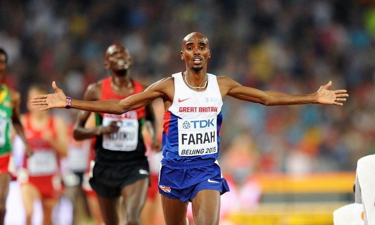 A rough guide to Mo Farah's greatness... What has Mo Farah achieved, and what must he still do, to be considered Britain's greatest athlete?