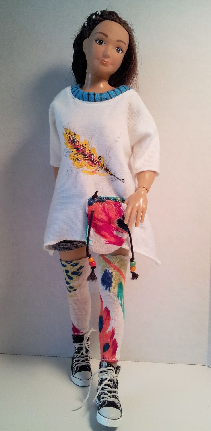Lammily Outfits / One Of Kind Design