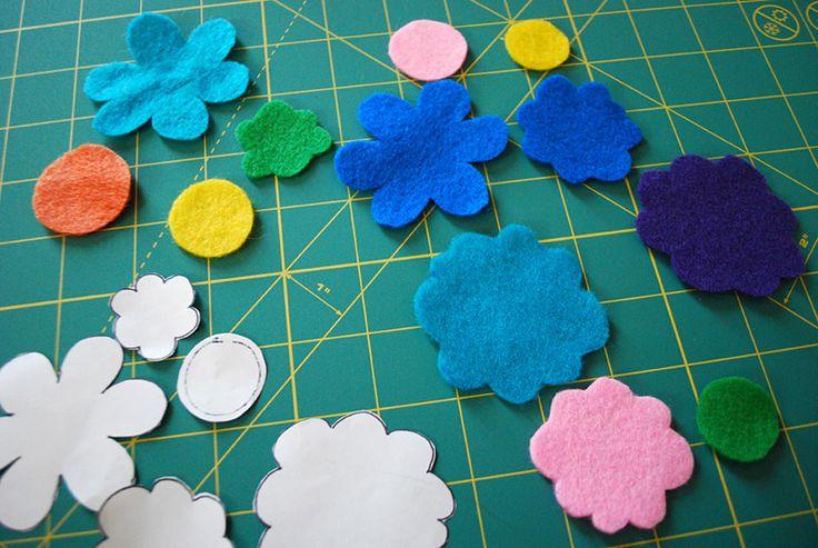 17 Best Ideas About Flower Bracelet On Pinterest