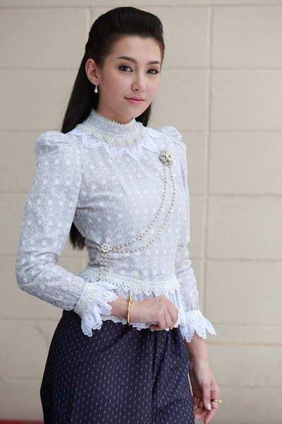 Gorgeous thai dresses pinterest thai wedding dress for Thai style wedding dress