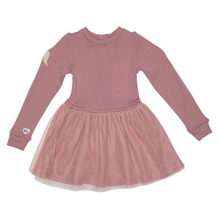 WoolLand ULLKJOLE JENTE 2-7 ÅR STAVANGER, Pink Blush