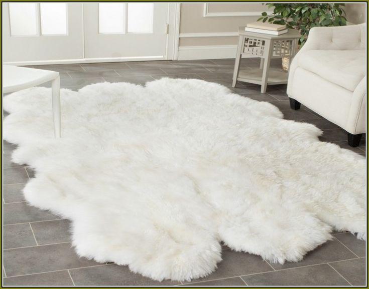 Faux Sheepskin Rug Costco Archives   Rugs Model And Style