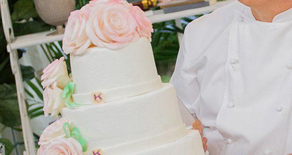 wedding cake di knam