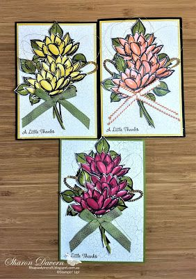 Rhapsody in Craft: Stampin' Up - Retiring Products - Art With Heart April 2018 Blog Hop