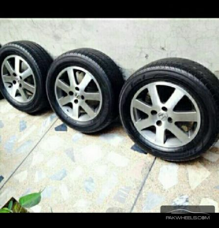 Honda Civic Rims And Tires For Sale