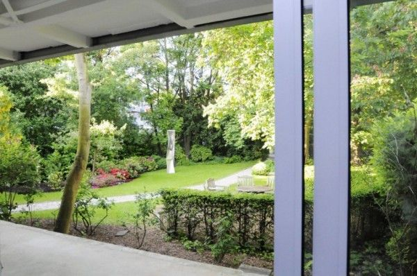 Beautiful Garden Design Ideas from Best Luxury House Design Ideas with Greeen Home Innovation in Rotterdam 600x398 Best Luxury House Design Ideas with Green Home Innovation in Rotterdam
