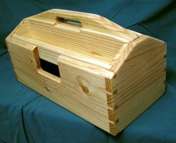 Caixa de Ferramentas - Carpinteiro