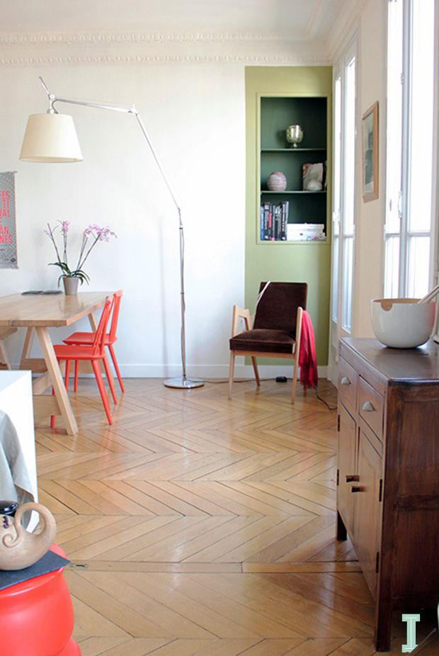IDA interior lifestyle: Nordic Love #1 {vintage style} :: four real homes
