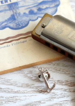 EM Ankarpin silver