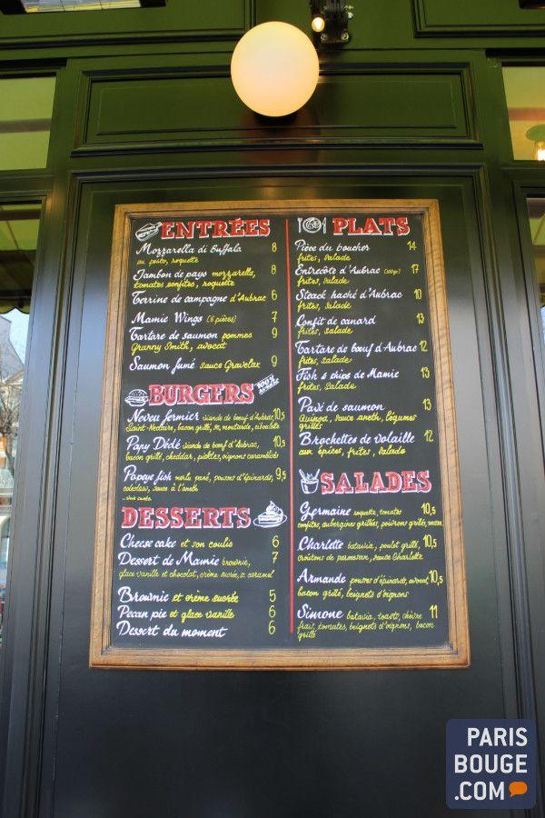 Mamie Burger Bistro, Paris : 10 photos