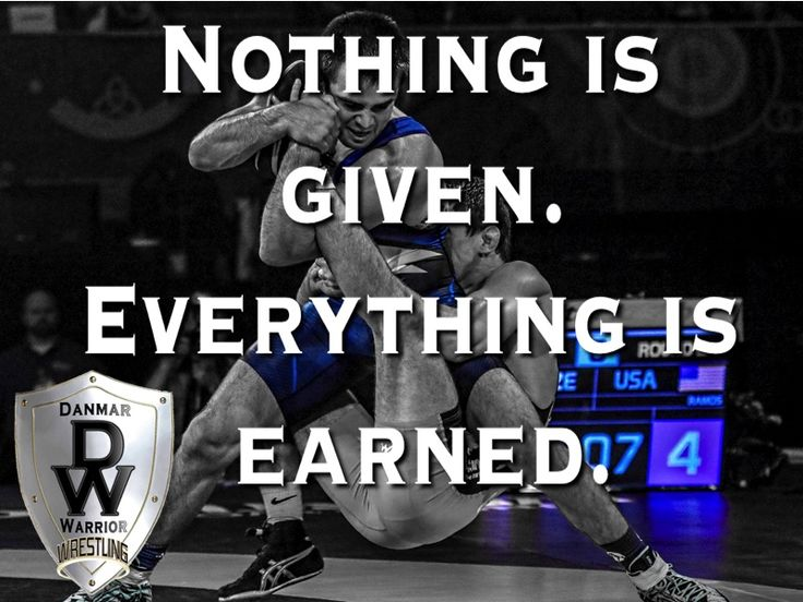 Nothing is given. Everything is earned.                                                                                                                                                                                 More