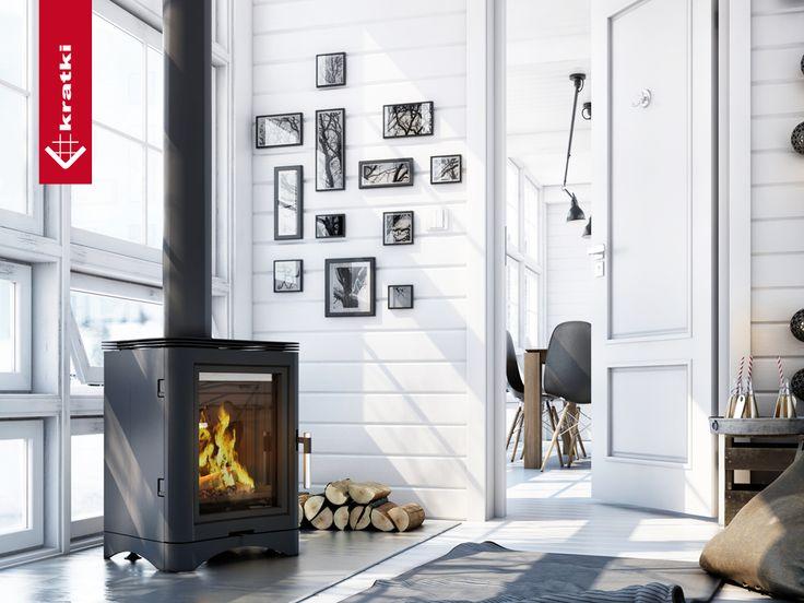 Stove KOZA K5 #kratkipl #kratki #stove #interior #livingroom